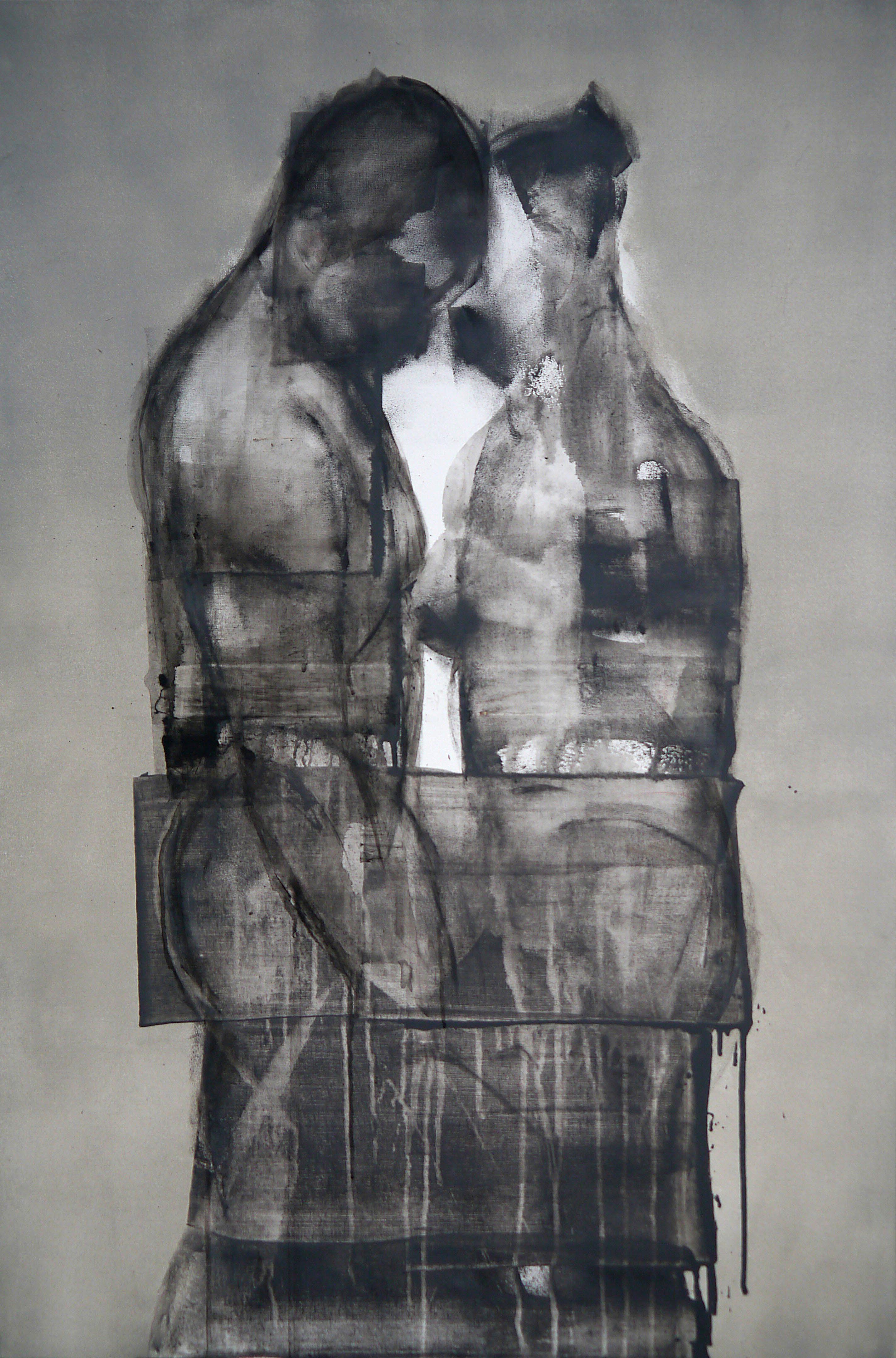 obraz akrylowy na płótnie malarstwo Weronika Pawłowska