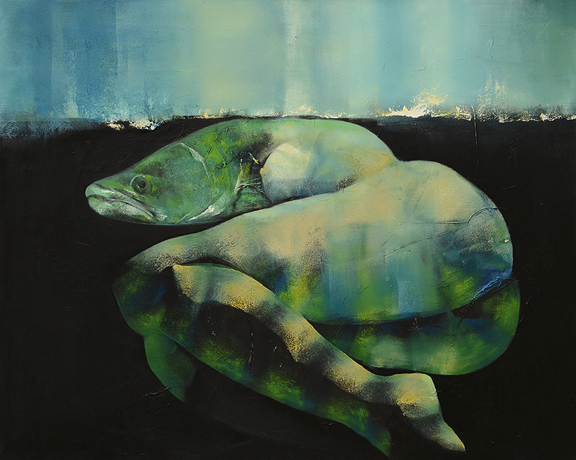 obraz malarski Weronika Pawłowska
