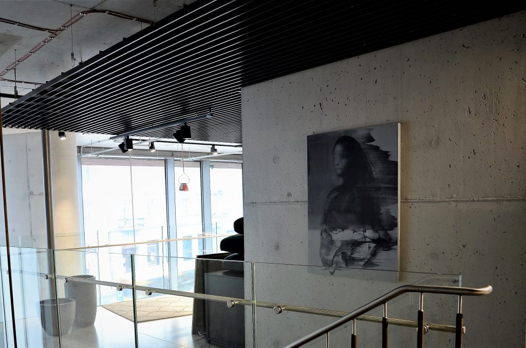 pokaz malarstwa Weroniki Pawłowskiej w Warszawie