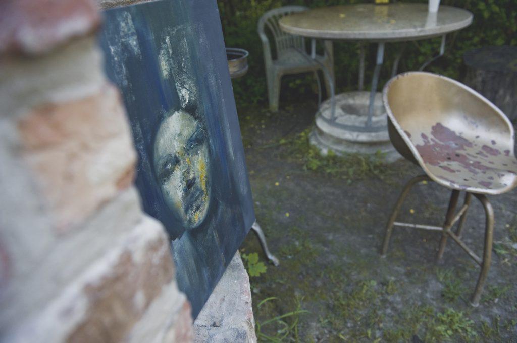 wystawa malarstwa Weronika Pawłowska