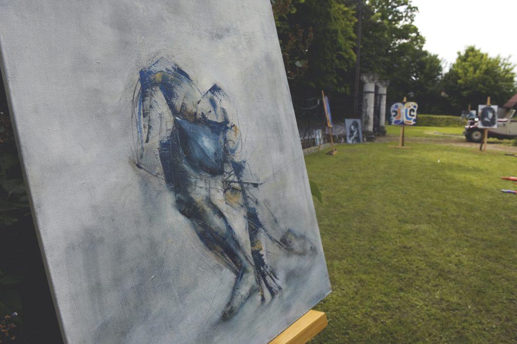 ekspozycja prac Weroniki Pawłowskiej